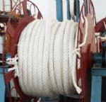 6-Strand synthetic fiber Rope